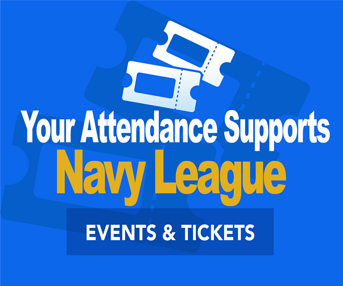 Navy League Tickets
