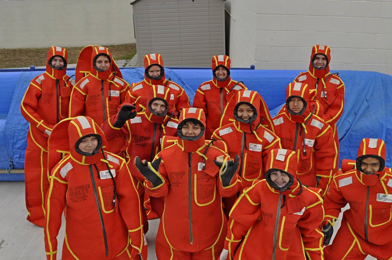 NROTC and Sea Cadets photos
