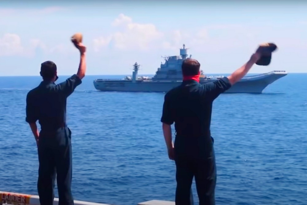 Maritime Forces from Australia, India, Japan, and the U.S. Complete Naval Exercise Malabar 2020