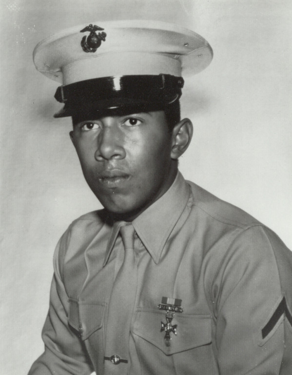 Lance Corporal Miguel Keith
