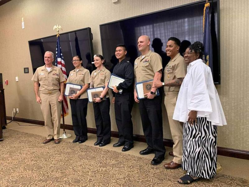 Sea Service Committee NMCSD (Oct 2019)