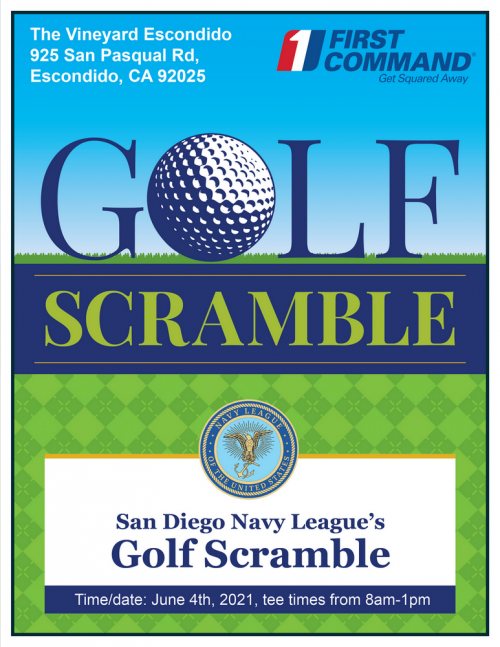 San Diego Navy League's Golf Scramble-01