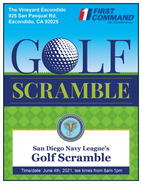 San Diego Navy League's Golf Scramble-01