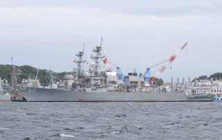 Fitzgerald Destroyer (San Diego Navy Revamps Officer Training in the Wake of Ship Collisions)
