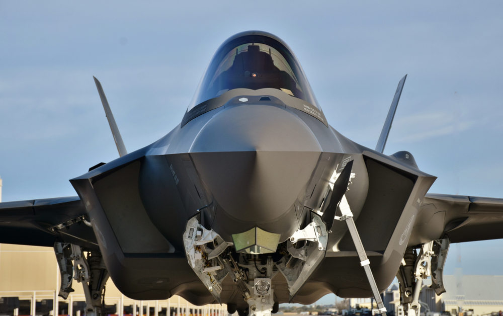 Navy Deploys Advanced Supersonic Stealth Jet